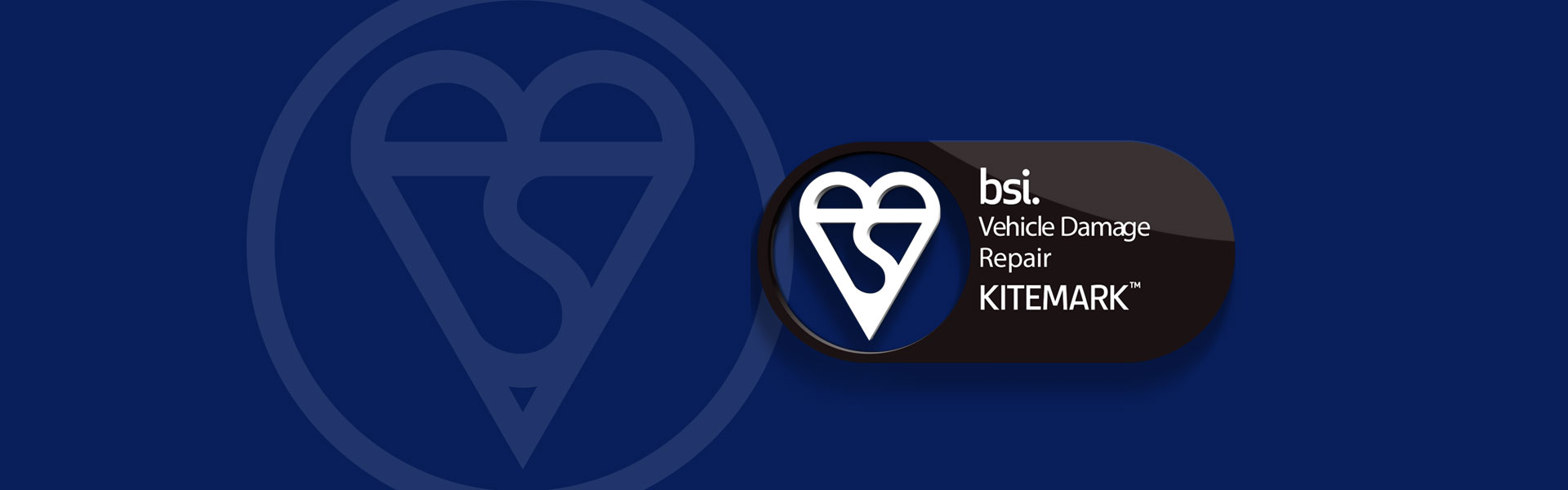 BSI Kitemark - BS10125 Accredited